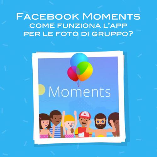 Facebook Moments app