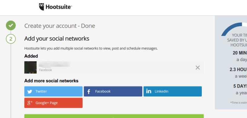 Programmare post Social Media con Hootsuite