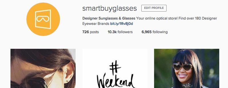 Instagram Smarbuyglasses