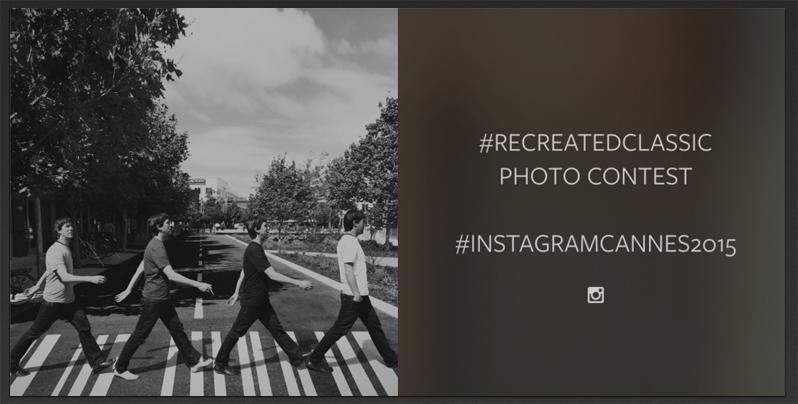 Instagram recreatedclassic contest