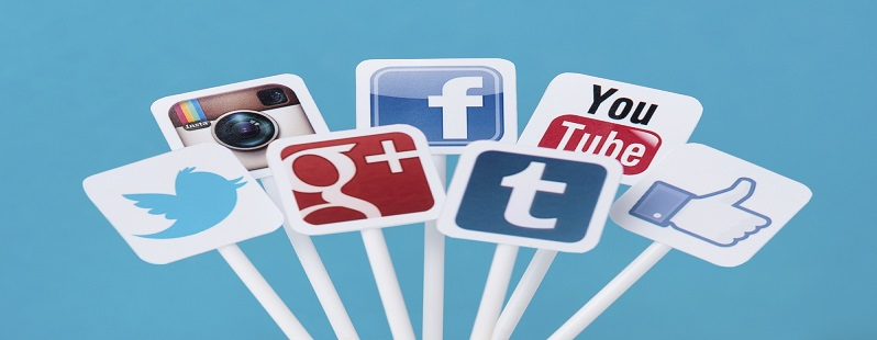 Icone Social Media: 3 consigli per una grafica perfetta