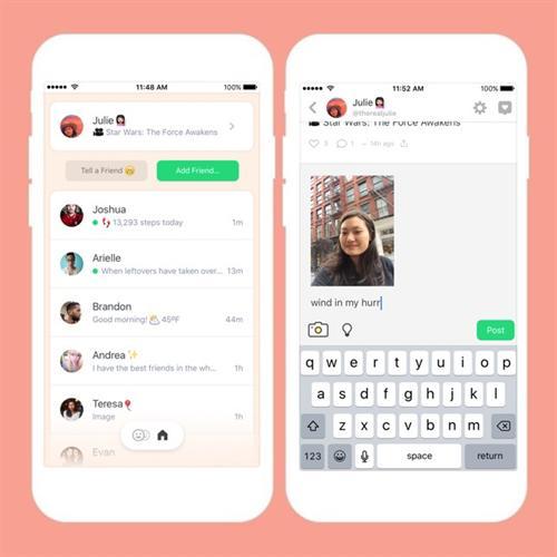 Peach: cosa è e come funziona la social app