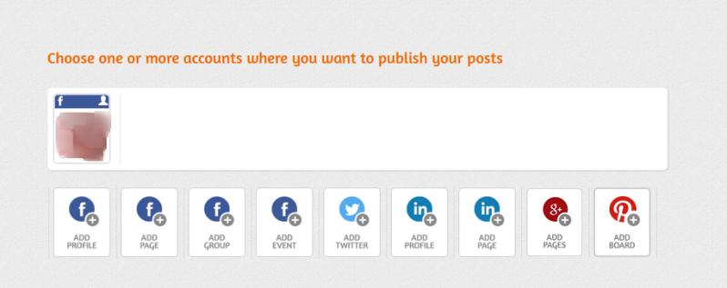 Programmare post Social Media con PostCron
