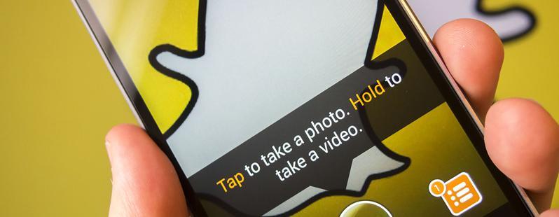 video di snapchat