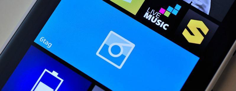6tag come funziona: la nuova app per gestire Instagram su Windows phone