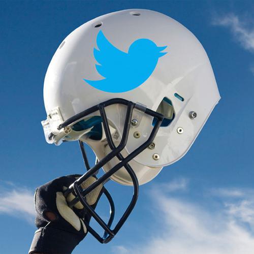 L'uso Facebook e Twitter durante il Super Bowl