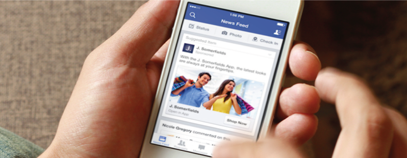 Facebook Canvas: come cambiano le ADS mobile