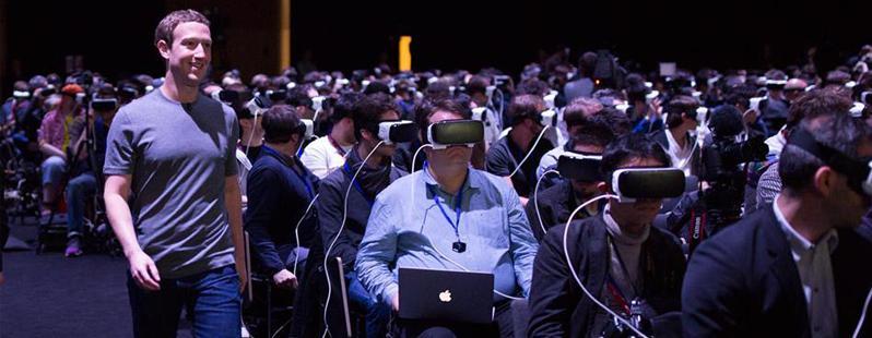 Zuckerberg MWC 2016 - Il futuro della connettività