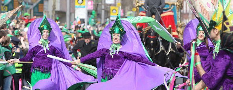 Campagne Saint Patrick Day