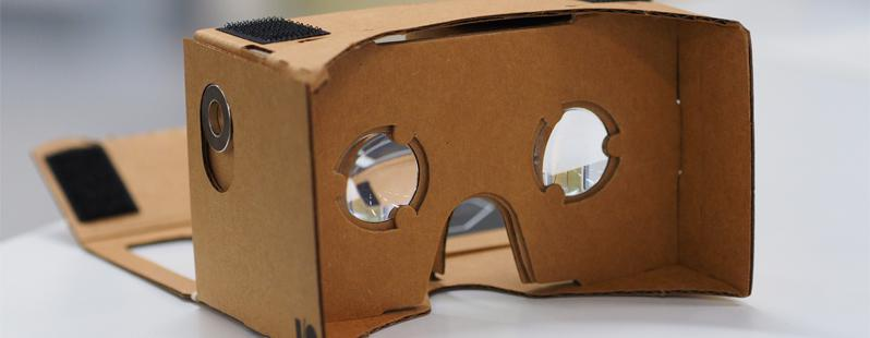 Google Cardboard: il visore di Realtà Virtuale ora su Google Store