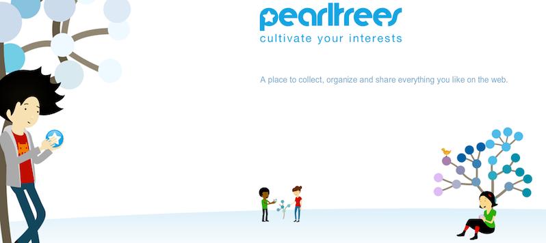 Alternative a Storify - Pearltrees
