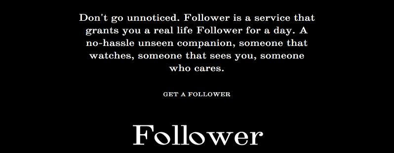 Follower App