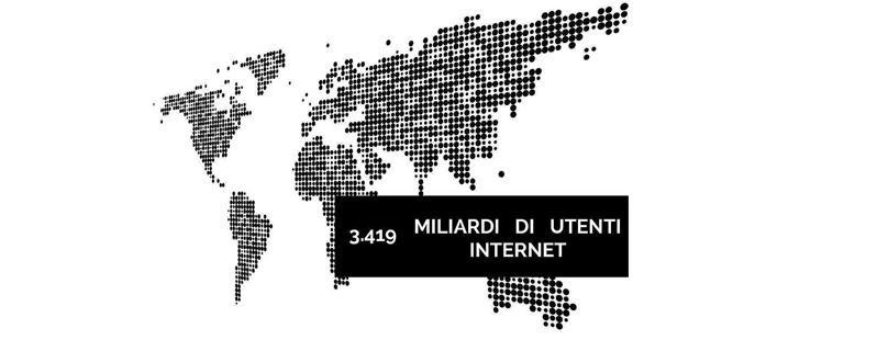 Utenti Social Media: attivi e registrati in Italia e nel Mondo