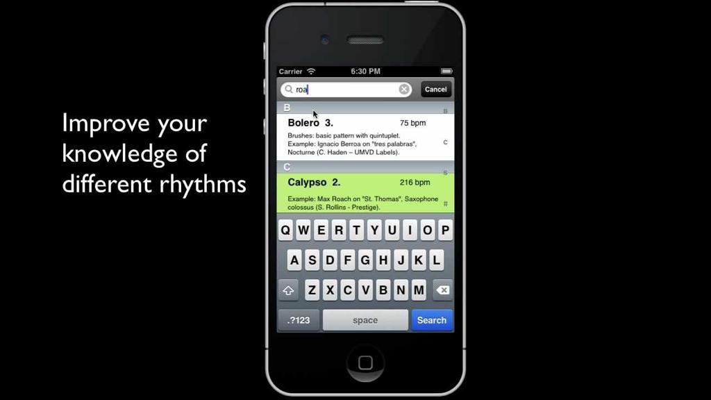 applicazioni per musicisti