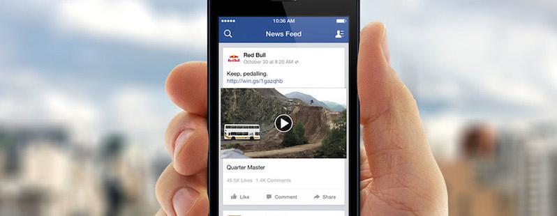 500 milioni di persone guardano video Facebook ogni giorno