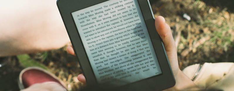 utilizzo di E-reader aumenterà
