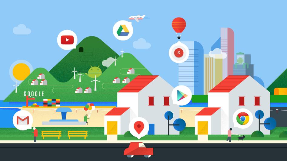 servizi google