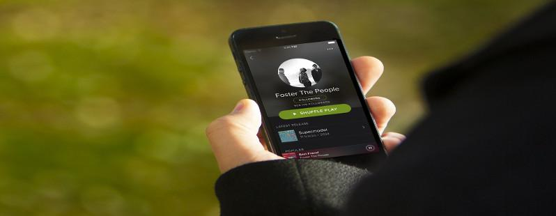 App alternative a Spotify