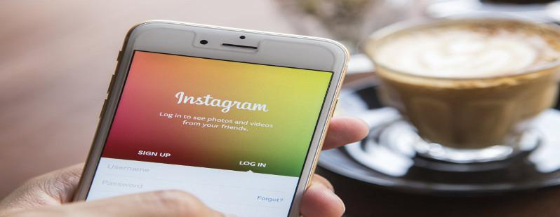 App alternative a Instagram