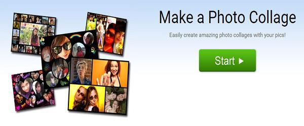 creare foto collage pizap