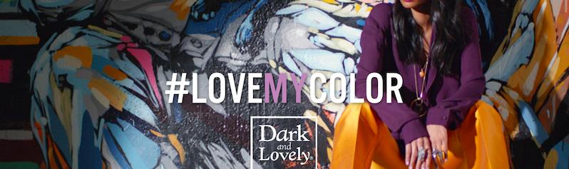 lovemycolor campagna loreal