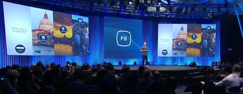Facebook F8: novità e politica secondo Zuckerberg