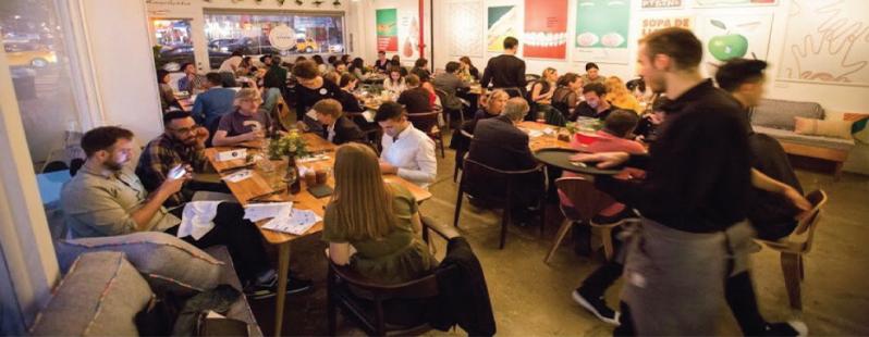 Google Translate: per promuoverlo c'è un ristorante