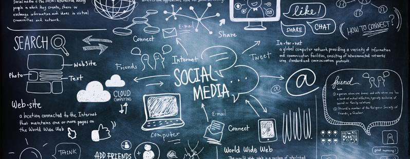 regole dei social media