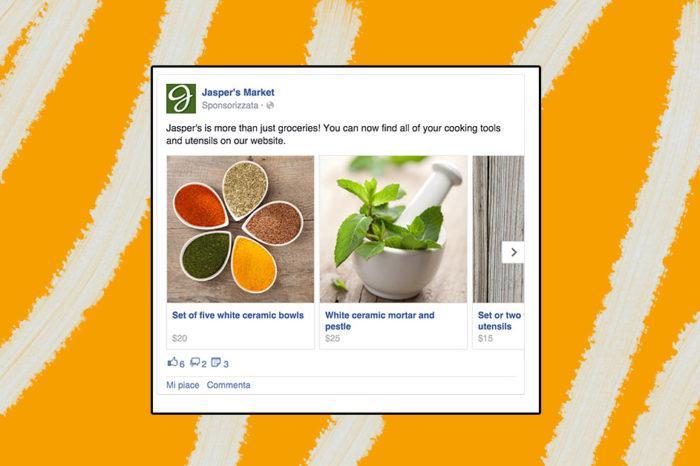 Creare inserzioni carosello Facebook: guida per i tuoi annunci