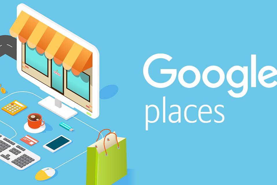 Google Places come funziona