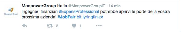 twitter-job-fair-manpower_consulenza-social-media