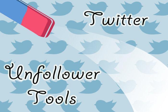 Twitter Unfollow: 4 strumenti utilissimi