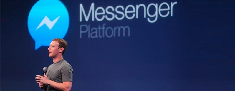 zuckerberg messenger bot