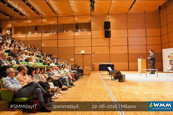 Social Media Marketing Day Italia: riflessioni sull'evento 2016 a Milano