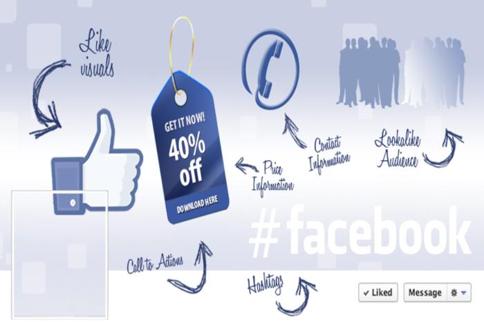 Copertina Facebook: 4 modi creativi per creare un'immagine top