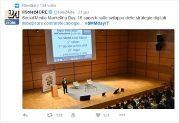 social media marketing day 2016