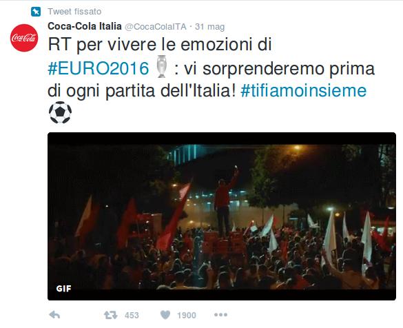Social Media Sport Coca Cola