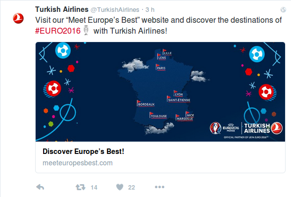 Social Media Sport Turkish Airlines