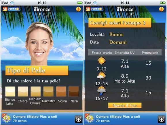 App per estate - ibronze