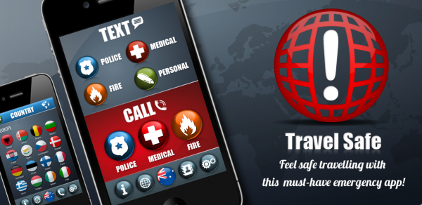 App per estate - travel safe