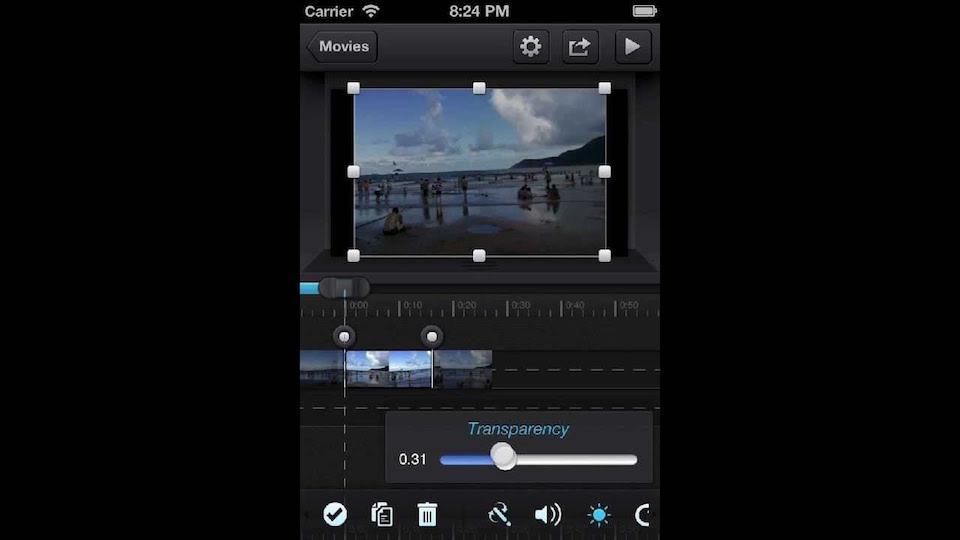 cute cut video app