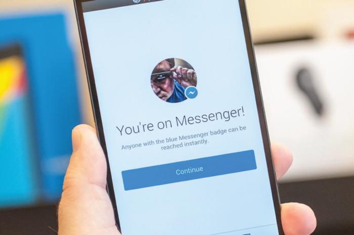 Facebook Messenger: nuova inbox e chatbot