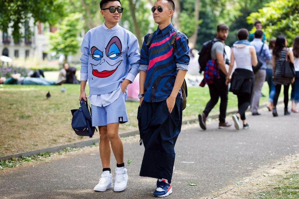 london men fashion week instagram