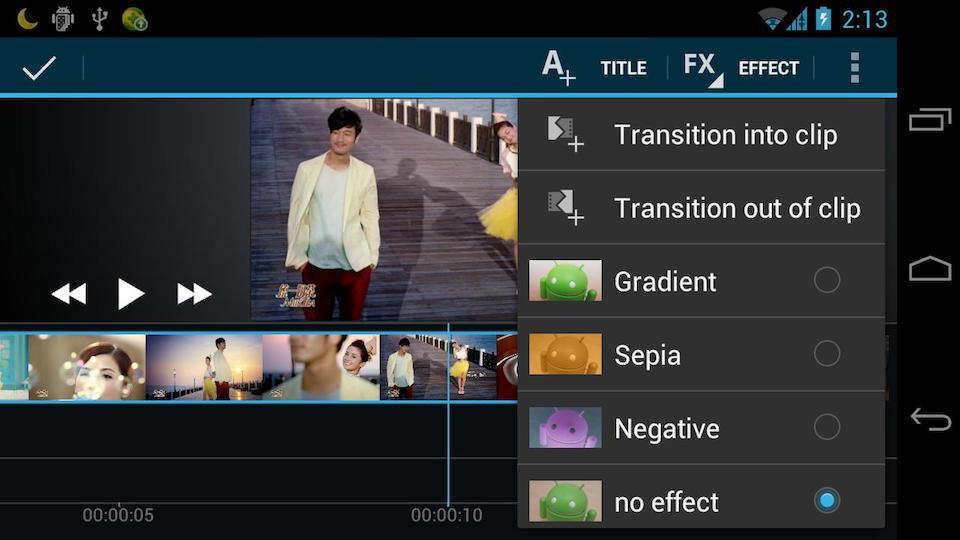 movie maker 8.1 app video