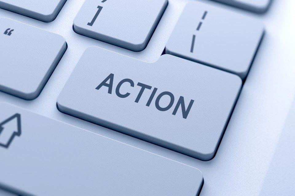 pubblicare post facebook con pulsante call to action