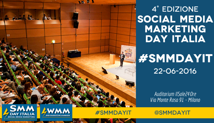social media marketing day it 2016