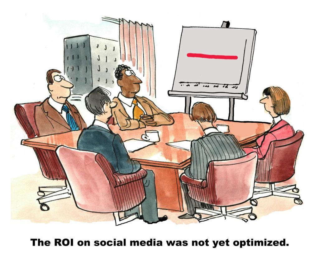 strumenti per misurare social media ROI