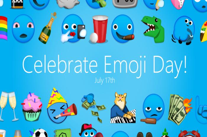 World Emoji Day 17 Luglio 2016: la Giornata mondiale dedicata alle emoji