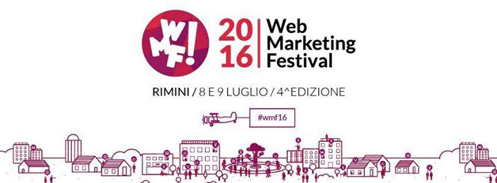 web marketing festival 4° edizione