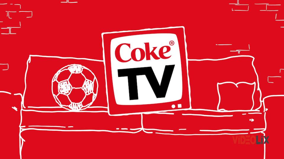 Coca Cola collabora con YouTuber Coke TV